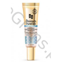 AA N107 Podkład nawilżający HYDRO COMFORT 100% mineral pigments, 30ml