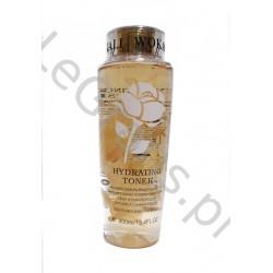 Wokali moisturising rose petal facial toner 400 ml