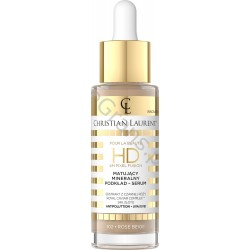No. 102-light beige Christian Laurent  mineral serum primer with smoothing Black Rose extract and Royal Caviar™ complex