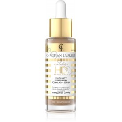 No. 104- warm beige Christian Laurent  mineral serum primer with smoothing Black Rose extract and Royal Caviar™ complex