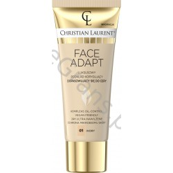 No. 01 Ivory CHRISTIAN LAURENT Face Adapt Corrective Face Foundation