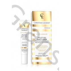 CHRISTIAN LAURENT Infusion Golden anti-wrinkle cream for eyes and eyelids, 20 ml
