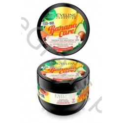 Eveline Banana Care Hair Mask for colour protection and nourishment, 500ml