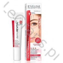 EVELINE S.O.S. Express Serum to Reduce Wrinkles, 15 ml