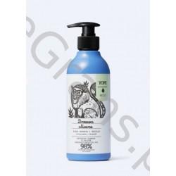 YOPE Natural hair shampoo olive tree, white tea and basil, 300ml