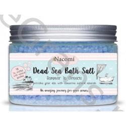 Nacomi Natural bath salt, 450g