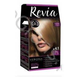 4,00 zł. Hair dye N4.1 BRONDE Revia by Verona (1 pcs.)