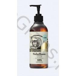 YOPE Natural shower gel Frankincense & Rosemary, 400ml