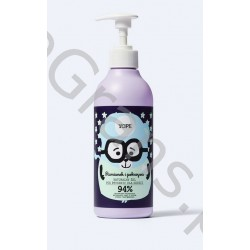 YOPE Natural baby shower gel Chamomile and Nettle, 400ml