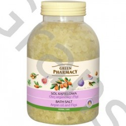 GP Bath salt, Argan oil&Figs, 1300g