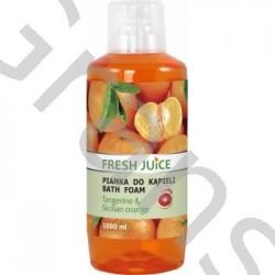 FJ Bath foam, Mandarin&Sicilian orange, 1000g
