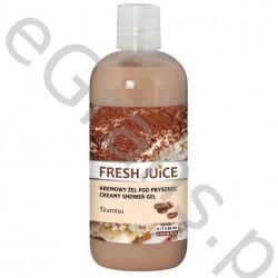 FJ Creamy shower gel, Tiramisu, 500g