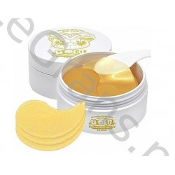 ElizaveccaMilkyPiggy Hydrogel eye patches with gold and hyaluronic acid, 60szt