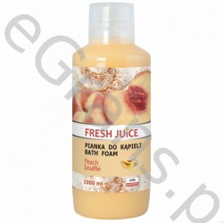 FJ Bath foam, Peach soufflé, 1000g
