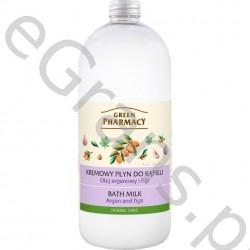 GP Creamy bath foam, Argan oil&Figa, 1000g
